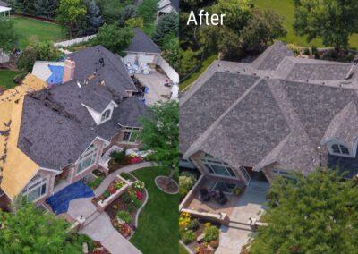 Shingle Roof Replacement – Alpine, NJ