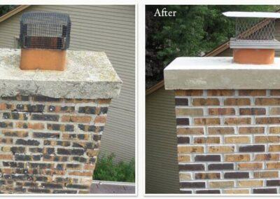 Chimney Rebuilt – Edison, NJ